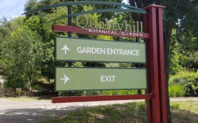 Quarryhill Botanical Gardens